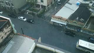 Chuva forte no Rio de Janeiro (11/11/2019)