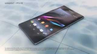 Sony Xperia® Z1 demo