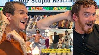Ranveer Singh teaches Will Smith the iconic pelvic thrust from 'Tattad Tattad' REACTION!