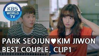 Video Best Couple - Park Seojun & Kim Jiwon | Fight For My Way #1 download MP3, 3GP, MP4, WEBM, AVI, FLV Juli 2018