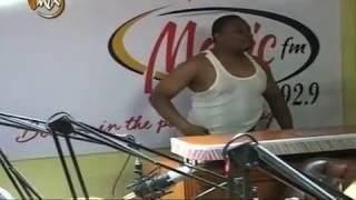 Watangazaji wa Magic FM walivyo Saula na Makomando ktk ya kipindi