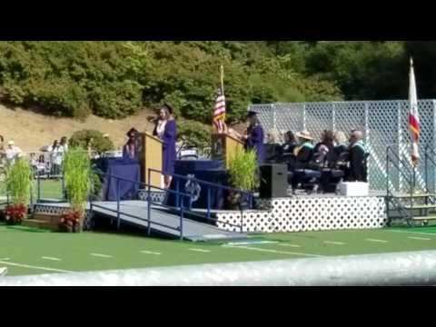 Chloe Brown Migrant Student Union Speech Aptos High School Graduation Class of 2016
