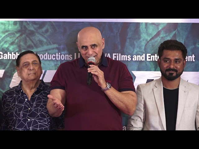Siddhant Issar Debut Film Last Deal announced Puneet Issar,Ganesh Acharya, Pawan Kaushik