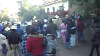 2010 SANTA MARIA DE LA HUERTA JALISCO Vuela Paloma