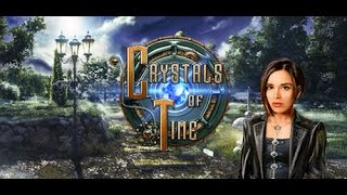 Crystals of Time - Part 3 HD / Walkthrough - Point Click Find it Game