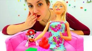 Познавательные видео для детей: куколка Барби тушит пожар. Пожарная безопасность в игровой форме(Ты знаешь что такое #пожарная безопасность , пожар и как вести себя при пожаре?! Тогда скорее смотри познават..., 2016-12-07T07:29:15.000Z)
