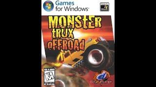 Monster Trux Offroad + DOWNLOAD Link
