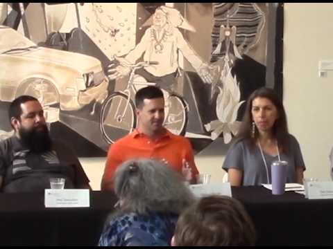 'Savages and Princesses' Panel Discussion