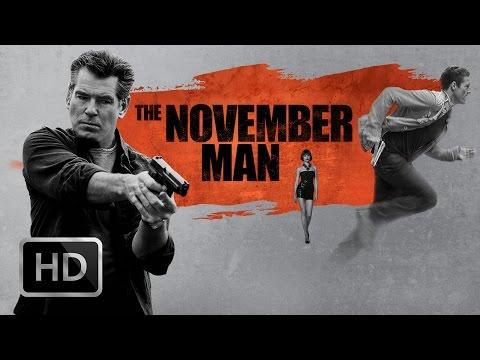 The November Man - Trailer HD (2014) - Pierce Brosnan
