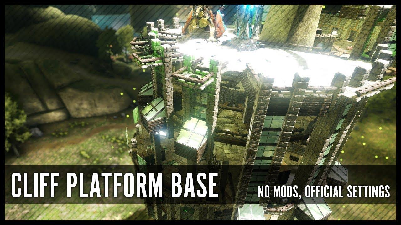 how to build on tree platform ark