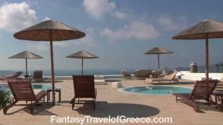 Greece Travel: Caldera's Lilium Villas: Santorini Hotel