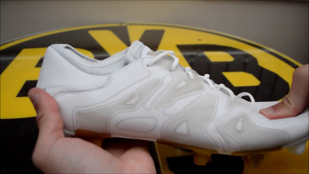 54f598f6e96 ... Adidas X 15.1 Etch Pack Opening Whiteout Gold FootballBoots.co.uk Adidas  X15 ...