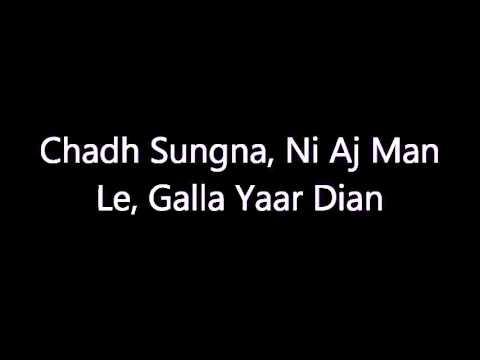 Ishq Haazir Hai Karaoke | Diljit Dosanjh | Mickey Singh | With Lyrics | Ishq Hazir Hai