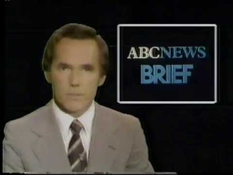 October 1 1978 ABC News Brief With Tom Jarriel