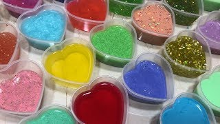 MIXING ALL MY SLIME !! SLIME SMOOTHIE | SATISFYING SLIME VIDEOS ! #18