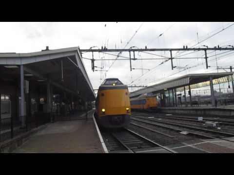 ns intercity am venlo station youtube. Black Bedroom Furniture Sets. Home Design Ideas