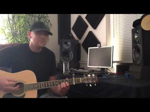 Eminem Beautiful - Acoustic - Cover By Derek Cate