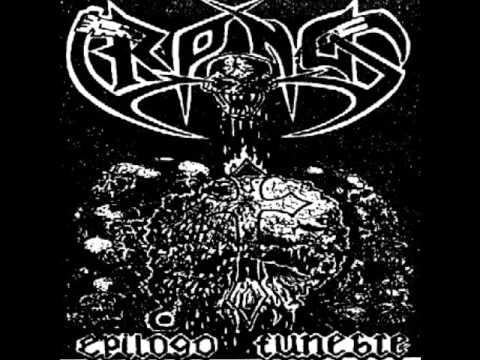 CRONOS (cuba) 'lord of plague and fever' off the 1991 demo ''epilogo funebre''