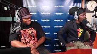 Deep Cover: Junior Reid Performs One Blood, Freestyles & Speaks on Jamaica