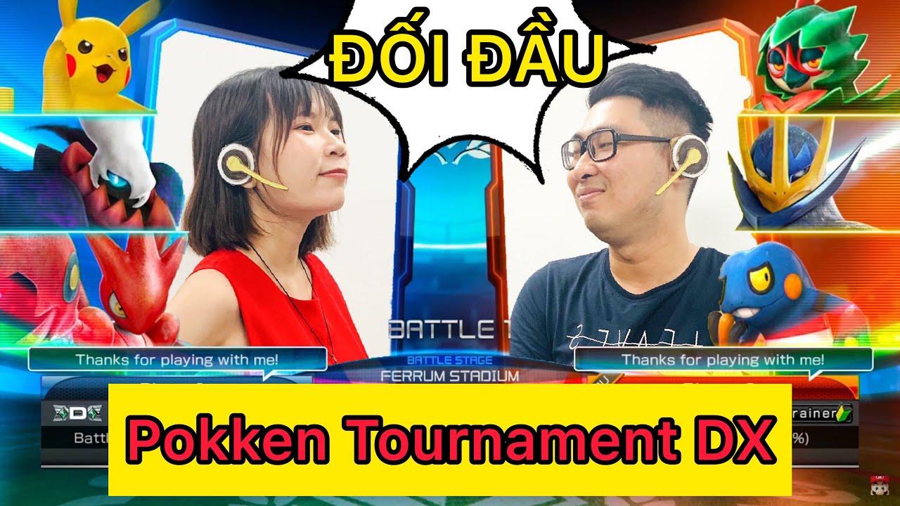 Cùng chơi Pokémon đại chiến với game Pokken Tournament DX cho Nintendo Switch | nShop