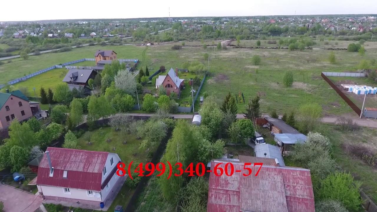 Поселок Гжельские узоры - YouTube