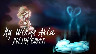 ♥ My Wings Aria - POLISH COVER ♥