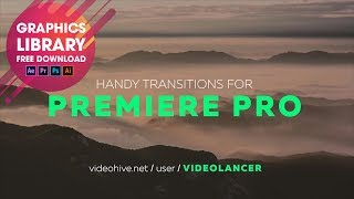 Handy Seamless Transitions Premiere Pro Free Download