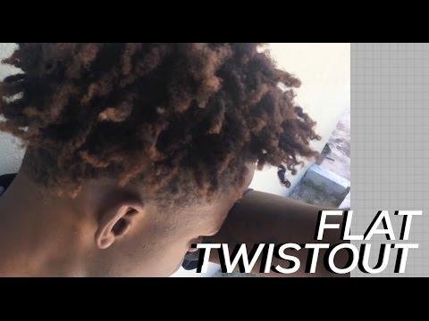 HOW TO : FLAT TWIST | NATURAL HAIR TUTORIAL