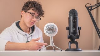 Blue Snowball vs. Yeti Comparison - Testing the Best Budget Mics of 2020