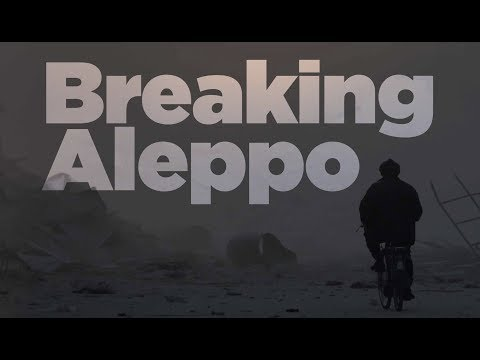 Russian Airstrikes in Syria: Breaking Aleppo