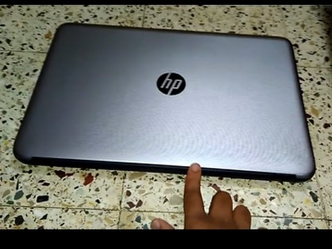 Unboxing HP Laptop Turbo Silver | HP 15-AY503TX 15 6-inch Laptop