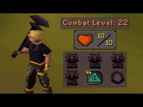 Level 22. Max Hit 26. IT WORKED.