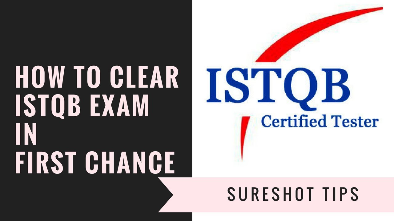 Istqb Exam Preparation How To Clear Istqb Certification Youtube