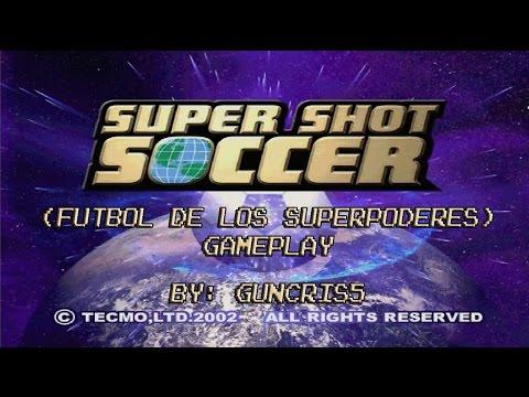Super Shot Soccer Futbol de los superpoderes  Loquendo