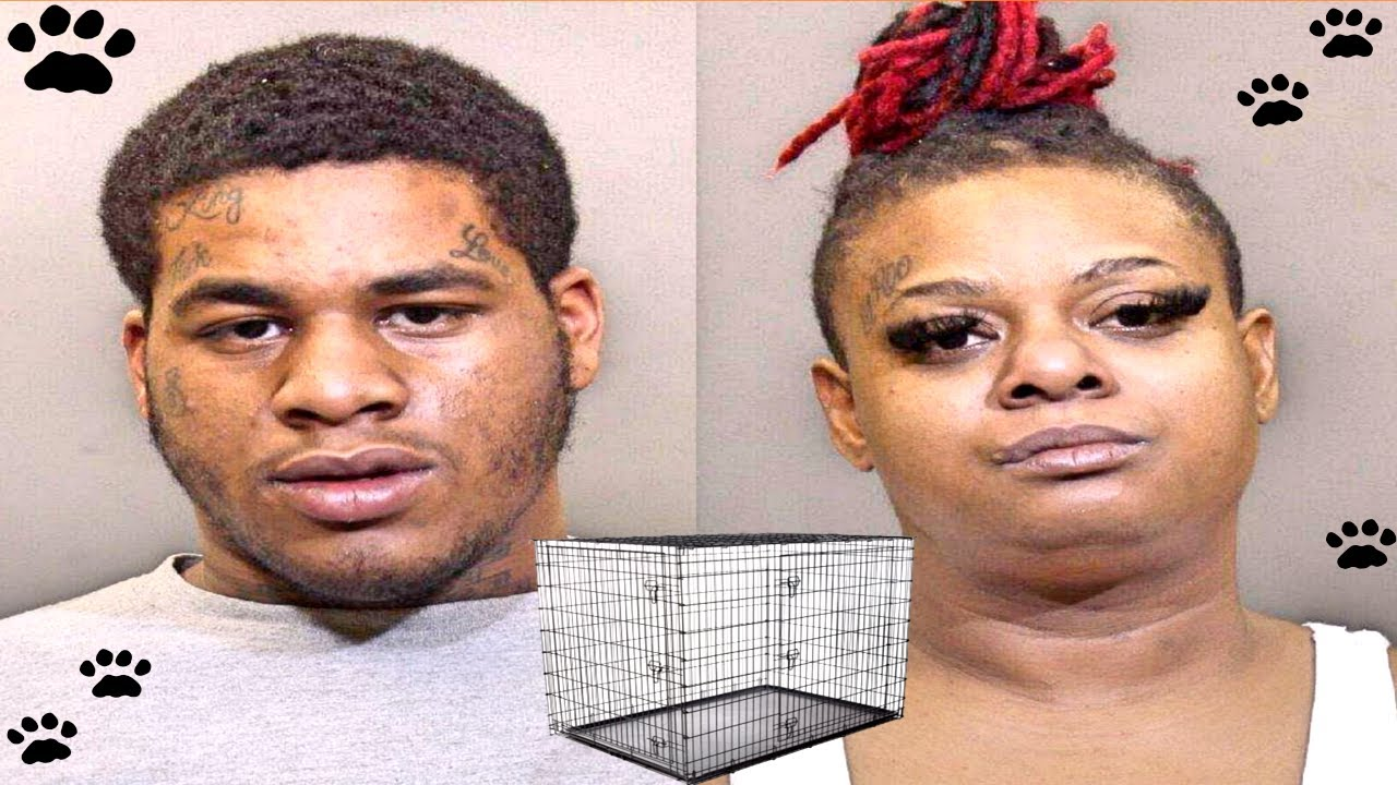 Ohio Couple Arrested For Holding Women Against Their Will In A Dog Cage.