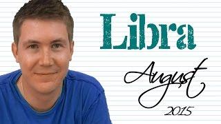 Horoscope for Libra August 2015 | Predictive Astrology