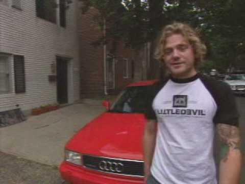 MTV Cribs  Jackass edition Ryan Dunn