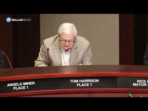 Plano City Council's Tom Harrison defends his post on social media