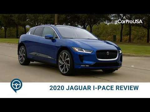 2020 Jaguar I-PACE HSE Review