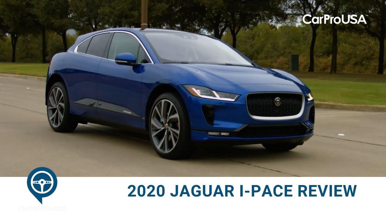 2020 Jaguar I Pace Hse Review Youtube