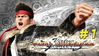 Virtua Fighter 5: Final Showdown! Part 1 - YoVideogames