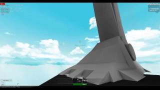 ROBLOX game review (Gun Warfare Pacific Rim Version)