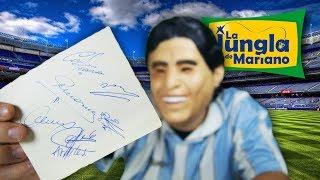 Cómo conocí a Maradona.