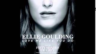Ellie Goulding - Kiss Me Like You Do ( Movie Version)