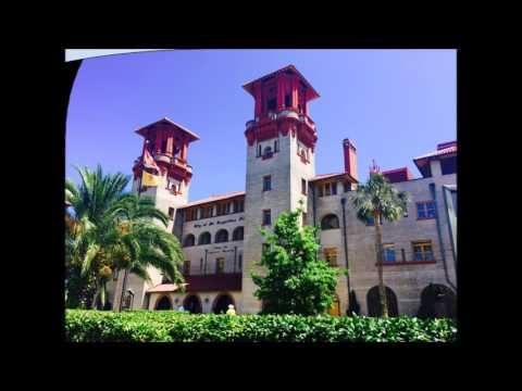 Trip to St  Augustine, Florida, May 2-4, 2017