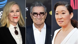 Canada's Sandra Oh and Schitt's Creek garner Emmy nods