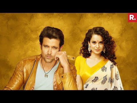 Hrithik Roshan Breaks His Silence On His Spat With Kangana Ranaut