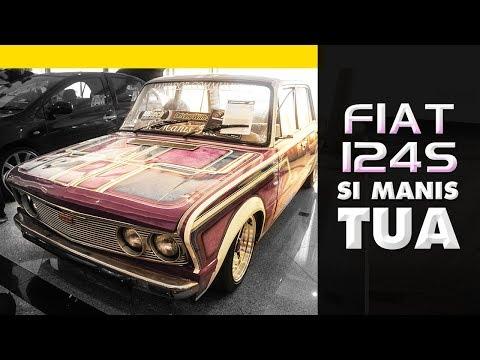 Fiat 124S : Si Manis Tua
