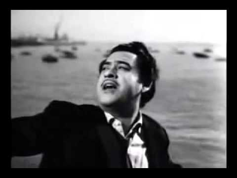 Kishore   Mere Mehboob Qayamat Hogi   Mr  X In Bombay 1964] Short Version   YouTube