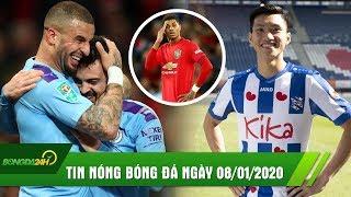 Bản Tin Thể Thao 9/1 - On Sports | U23 Thái Lan thắng đậm khiến U23 Việt Nam gặp nhiều áp lực